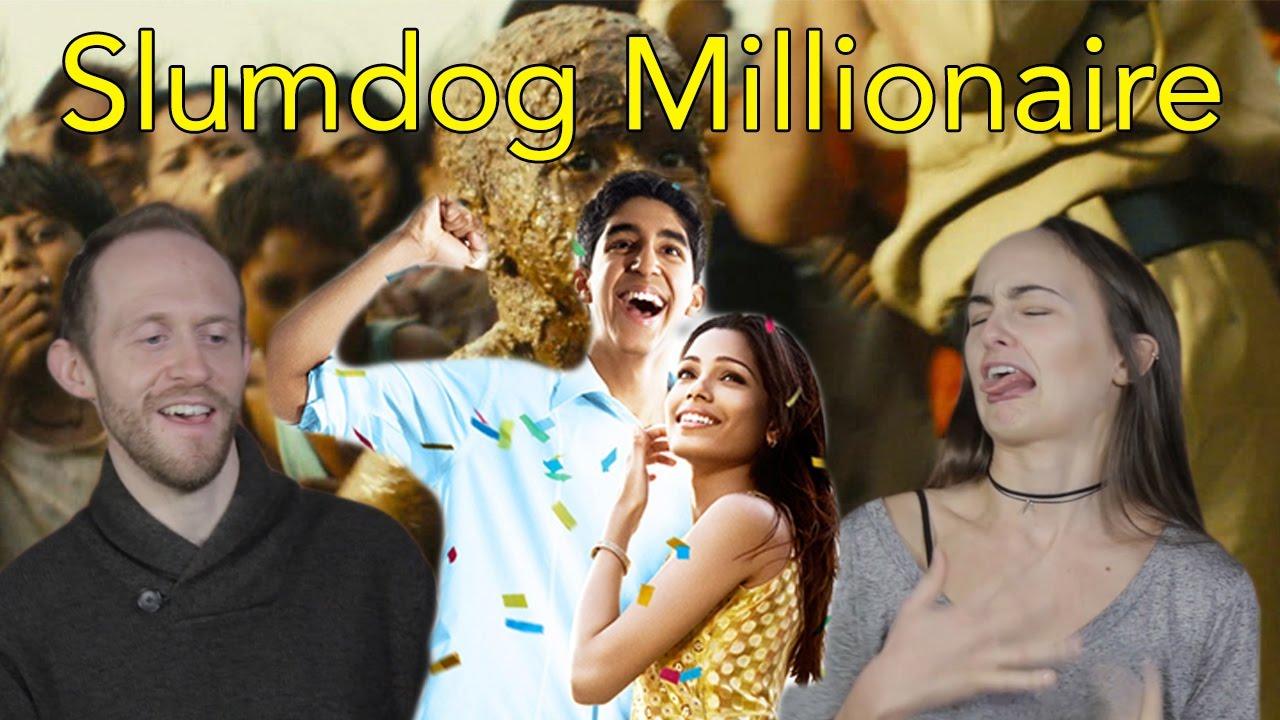 reaction paper of the movie slumdog millionaire tagalog version
