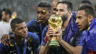 France lift second World Cup after classic final