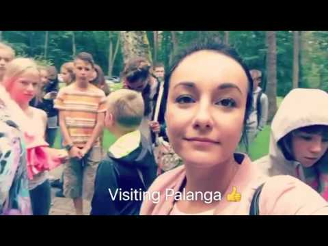 Crazy time in kids camp Ragane