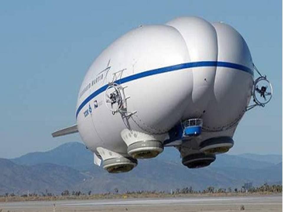 Самый большой самолет в мире покидает ангар