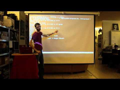 Ingo Blechschmidt: Scheinbar unmögliche funktionale Programme
