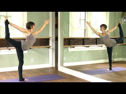 10 Minute Yoga Balances for Beginners, Home Workout Exercise Fitness Training Routine, Jen Hilman