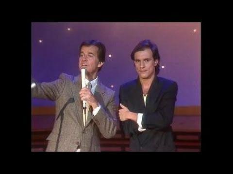 Dick Clark Interviews Peter Schilling - American Bandstand 1983