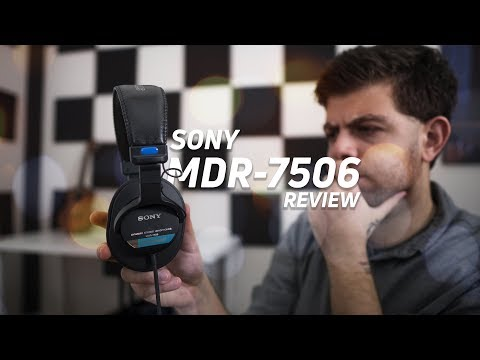 Sony MDR-7506 Review: Cheap headphones for Audio Production