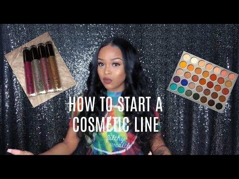 How To Start a Cosmetic Line|Ari J.