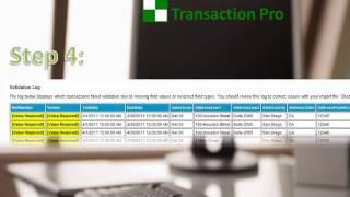 Transaction Pro Importer for QuickBooks Online