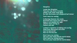 Laki Mera - Séraphine (Lyrics)