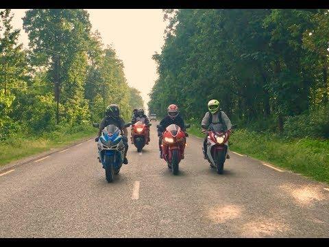 SUPERBIKES RIDE TO BUTWAL || 200+ KMPH || HAYABUSA || MAD RIDERS !!