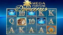 Mega Fortune Dreams Online Slot from NetEnt