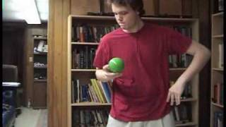 Qwertycoder First contact juggle vid..avi