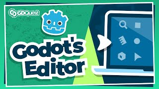 First Look At Godot's Editor Interface, In 5 Minutes