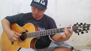 Download Gerimis Mengundang - Slam (COVER gitar)