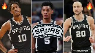 Previewing the San Antonio Spurs 2018-19 NBA Season & Predictions!   DeMar DeRozan Joins Popovich!