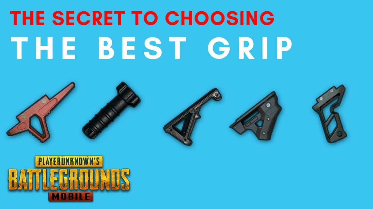 The Secret to Choosing the Right Grip Pubg Mobile Tips & Tricks