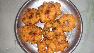 How to Make PESARA GARELU Recipe in Telugu