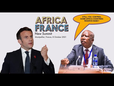 Julius Malema Destr0ying FRANCE, Will Africa Youth go in tell France the TRUTH like MALEMA!