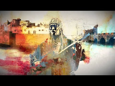 Traditional Moroccan Music - Gnawa Music