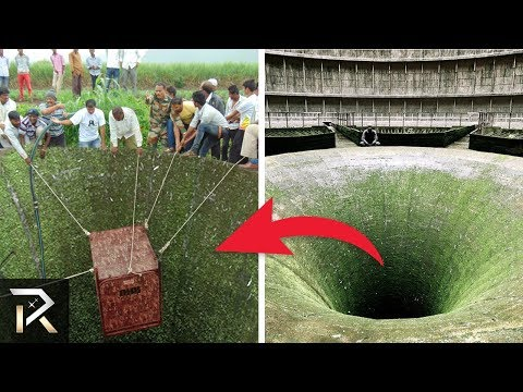 Bizarre Discoveries In The AMAZON That Scientist Can't Explain
