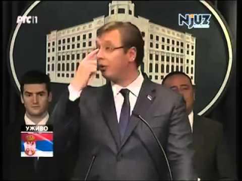 Aleksandar Vucic-Marera karera