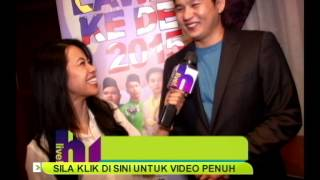Douglas Lim minta izin guna watak Nabil