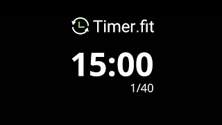15 Minute Interval Timer