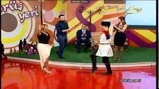Zema Zemfira Ibrahimova Turk Lirikalar  2015 Gorus yeri Space Tv DJ R@min M.M