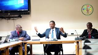 Re-branding Africa and  Effecting Mindset Change to drive climate action  by Dr. Richard MUNANG