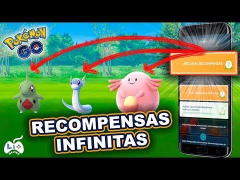 TRUCO - Cómo acumular INFINITAS investigaciones de Campo en Pokemon GO [LioGames]