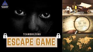 Upgrade Agency - Escape Game : Qui résoudra l'énigme ?
