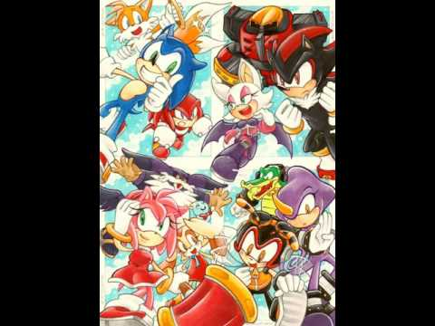 Sonic the Hedgehog Unofficial Soundtrack