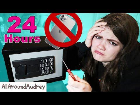24 Hours Without My Phone Challenge I AllAroundAudrey