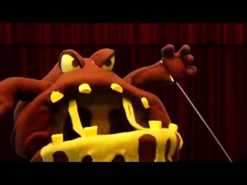 The Great Mighty Poo Puppet Test