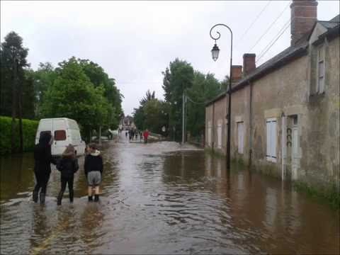 inondation Mai 2016 Loiret