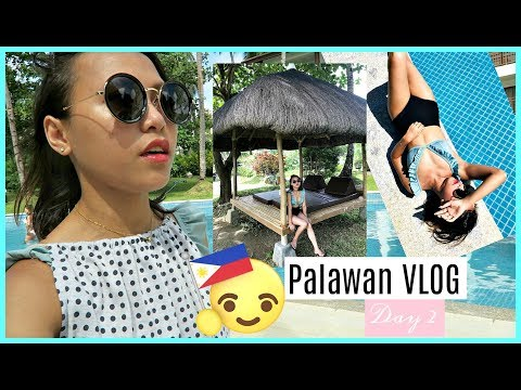 PALAWAN VLOG DAY 2 | NAG PHOTOSHOOT SA RESORT (PRINCESA GARD