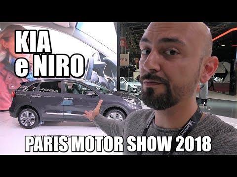 Kia e-Niro (Paris Motor Show 2018): mi opinión