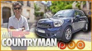 🚗 MINI COUNTRYMAN : C'est la voiture du Premier Ministre