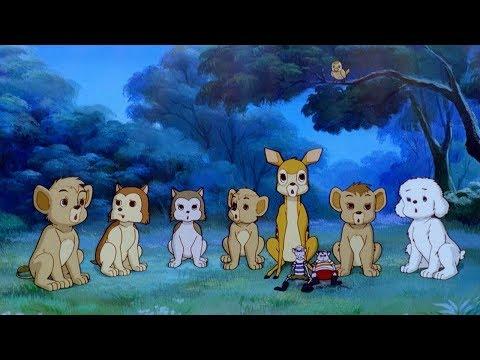 SIMBA THE KING LION AR - full movie...
