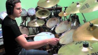 Paco Barillà - Avenged Sevenfold - Afterlife (Drum Cover)