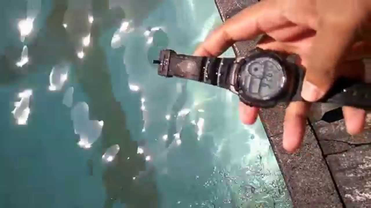 Review Casio Ae 1000w Underwater Test Part 1 Youtube Jam Tangan Standard 1200wh 1bv