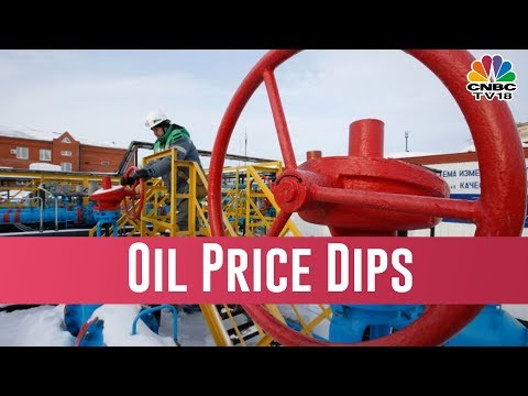 Oil Prices Fall On Surging US Crude Supply, Economic Slowdown