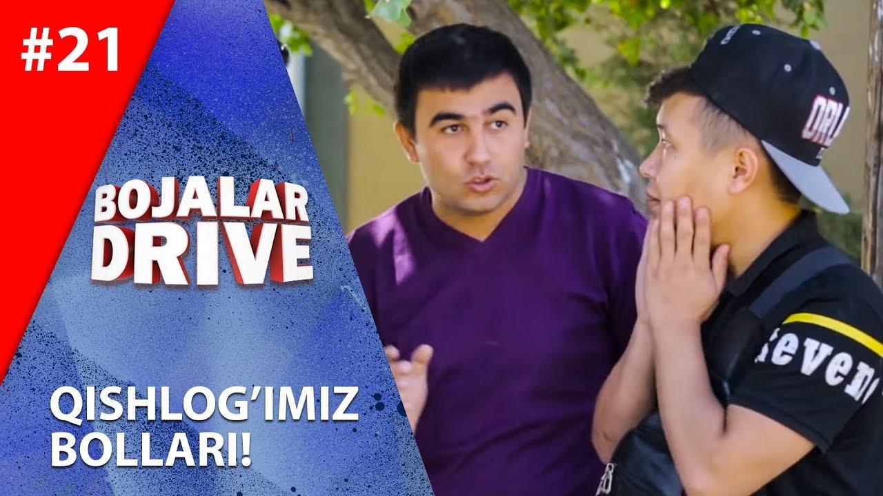 Bojalar Drive 21-son QISHLOG'IMIZ BOLLARI! MyTub.uz