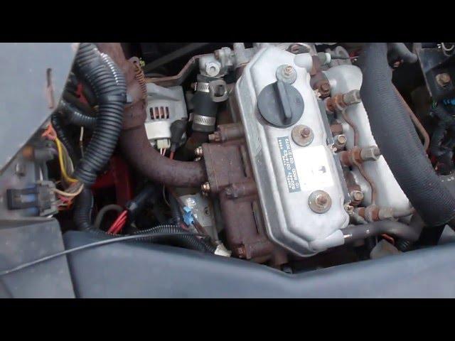 Reel Mower 2004 Toro 2000 D Reelmaster W 999 Hours W Daihatsu