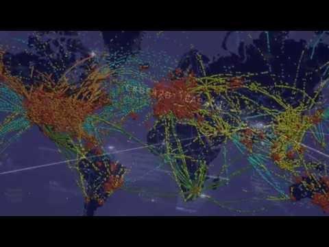 Rockwell Collins' ARINC MultiLink℠ flight tracking service