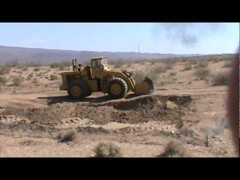 Sleepy Bear Placer Mining operation
