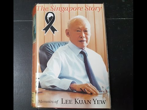 Review as Read 38: The Singapore Story, Memoirs of Lee Kuan Yew