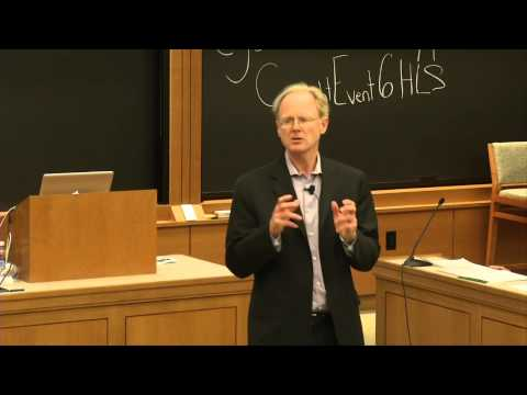 William Fisher, Copyright Spring 2013: Special Event 6, Orphan Works And Digital Libraries
