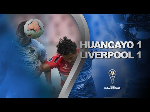 Sport Huancayo Liverpool M. Goals And Highlights