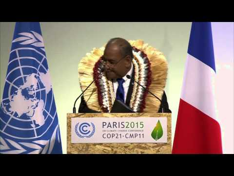 Climate summit national statements : FEED 1