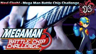 Download Mega Man Battle Chip Challenge - Navi Clash! [Cover] || Dinnick the 3rd