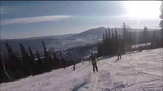 видео Поездка в Шерегеш в декабре